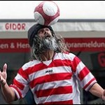 In Honor of My New Favorite Sport: Homeless Soccer.