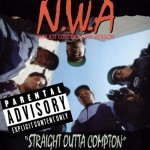 20th Anniversary of N.W.A.'s Straight Outta Compton Tracklisting.