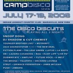 ML @ Camp Bisco 7, Review.