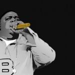 Hip Hop + Art: Notorious B.I.G. Wallpaper.