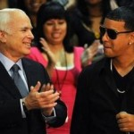 Daddy Yankee supports John McCain.