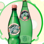 Copped: Perrier Pink Grapefruit.
