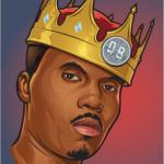 Hip Hop + Art: Lil Wayne likes cake / Nas is a King.