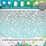 Bonnaroo 2009 Initial Lineup Dropped.
