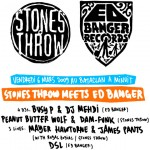 """Madlib is dropping the bomb that make me smile."" – Busy P (Ed Banger) and PB Wolf (Stones Throw) interviewed."