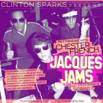 Chester French – Jacques Jams, Volume 1: Endurance, Mixtape.
