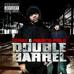 Torae & Marco Polo – Double Barrel Album Artwork.