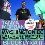 Tanya Morgan – FREE Brooklynati Release Party, 5.9.09 @ Liv, Washington DC.