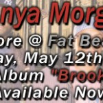 Tanya Morgan Performing Twice Tonight (5/12/09) @ Fat Beats / Sutra, NYC.