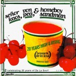 Señor Kaos – 20 Years High & Rising (Homage To De La Soul) (ft. Von Pea, Homeboy Sandman).