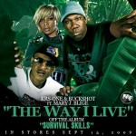 KRS-One & Buckshot – The Way I Live (ft.Mary J. Blige) (prod.Black Milk).