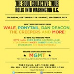 Kia Collective Presents Wale, MGMT & More FREE in Washington DC This Weekend (Philly Next Weekend).