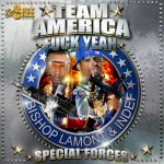 Bishop Lamont & Indef – Team America Fuck Yeah! (produced by Dready Beats).