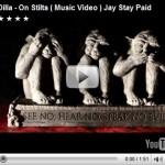 J. Dilla – On Stilts, Video.