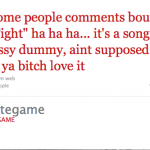 Game – Pussy Fight (ft. Ray J, Ester Dean).
