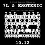 7L & Esoteric – No Shots.