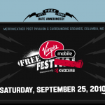 Virgin Mobile FreeFest 2010 Preview.