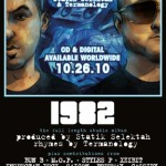 1982 (Statik Selektah x Termanology) – People Are Running.