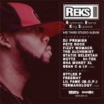 Reks – Why Cry (ft. Styles P) (produced by Alchemist).