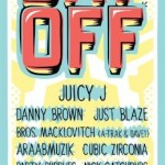 Fool's Gold Labor Day / Day Off Party with Danny Brown, Juicy J, Just Blaze & much more.