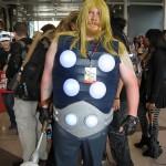 ML @ New York Comic Con 2011.