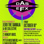Das EFX, Jeru the Damaja (10/10/08) @ The Knitting Factory, NYC.