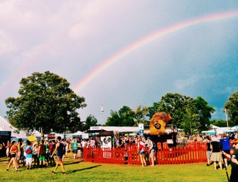 Bonnaroo 2014 Day 1 Quick Recap.