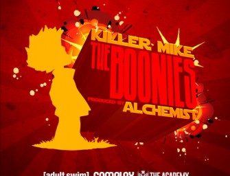 Killer Mike – The Boonies (produced by Alchemist).