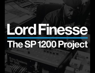 Lord Finesse – Moog Montage x Doin What I Want.