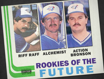 Alchemist – Rookies of the Future (ft. Riff Raff, Action Bronson).