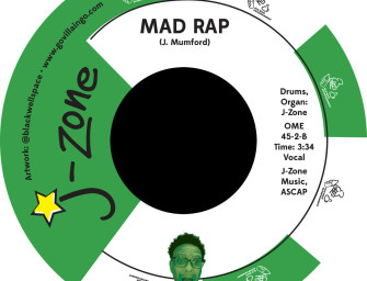J-Zone – Mad Rap.