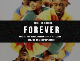 CyHi The Prynce – Forever.
