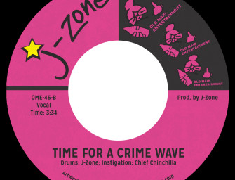 J-Zone – Time For a Crime Wave.