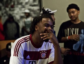 Iamsu! – Dipped When They See Me (ft. Chippa$).