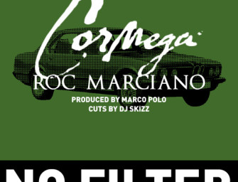 Cormega – No Filter (ft. Roc Marciano) (produced by Marco Polo).