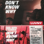 Kool Keith & Kurious – Don't Know Why (Remix) (produced by Dave Dar).