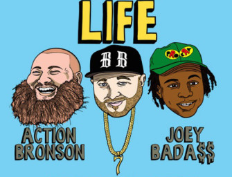 Statik Selektah – Beautiful Life (ft. Action Bronson, Joey Bada$$), Video.
