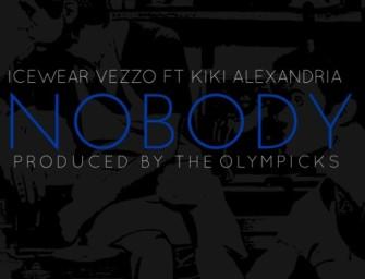 Icewear Vezzo – Nobody (ft. KiKi Alexandria) (prod. The Olympicks).