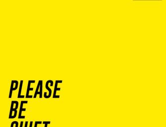 TUAMIE – Please Be Quiet.