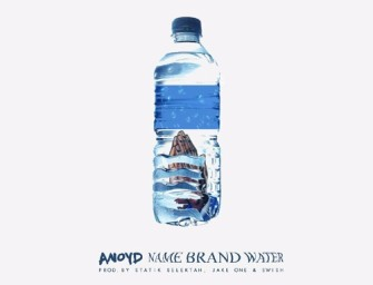 ANoyd – Name Brand Water (produced by Statik Selektah, Jake One, Swish).