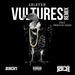 2 Eleven – Vultures (ft. Freddie Gibbs), Video.