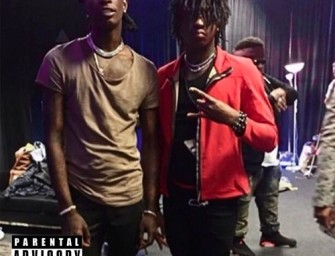 Sahbabii – Pull up Wit Ah Stick (ft. Young Thug).