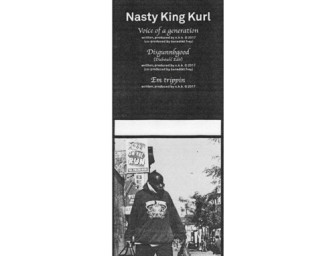 Nasty King Kurl – Voice Of A Generation.