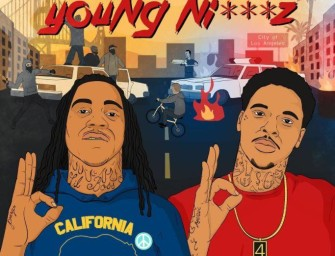 Lil B – Young Niggaz (Remix) (ft. YG).