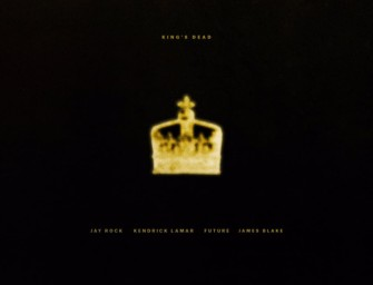 Jay Rock – King's Dead (ft. Kendrick Lamar, Future, James Blake) (produced by Mike Will Made-It, Teddy Walton).