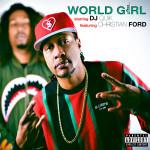 DJ Quik – World Girl (ft. Christian Ford).