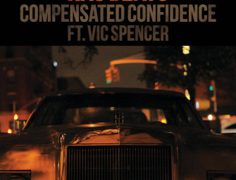 Ras Beats – Compensated Confidence (ft. Vic Spencer).