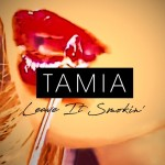 Tamia – Leave It Smokin' (produced by Salaam Remi), Video.