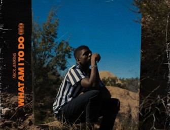 Mick Jenkins – What Am I To Do (produced by Kaytranada).