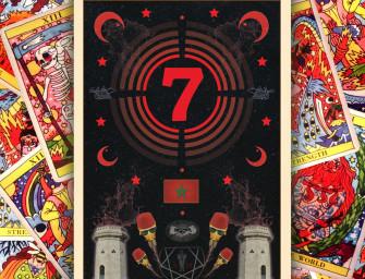Eloh Kush & Ray West – Circle 7 (ft. Second Assassin, John Robinson).
